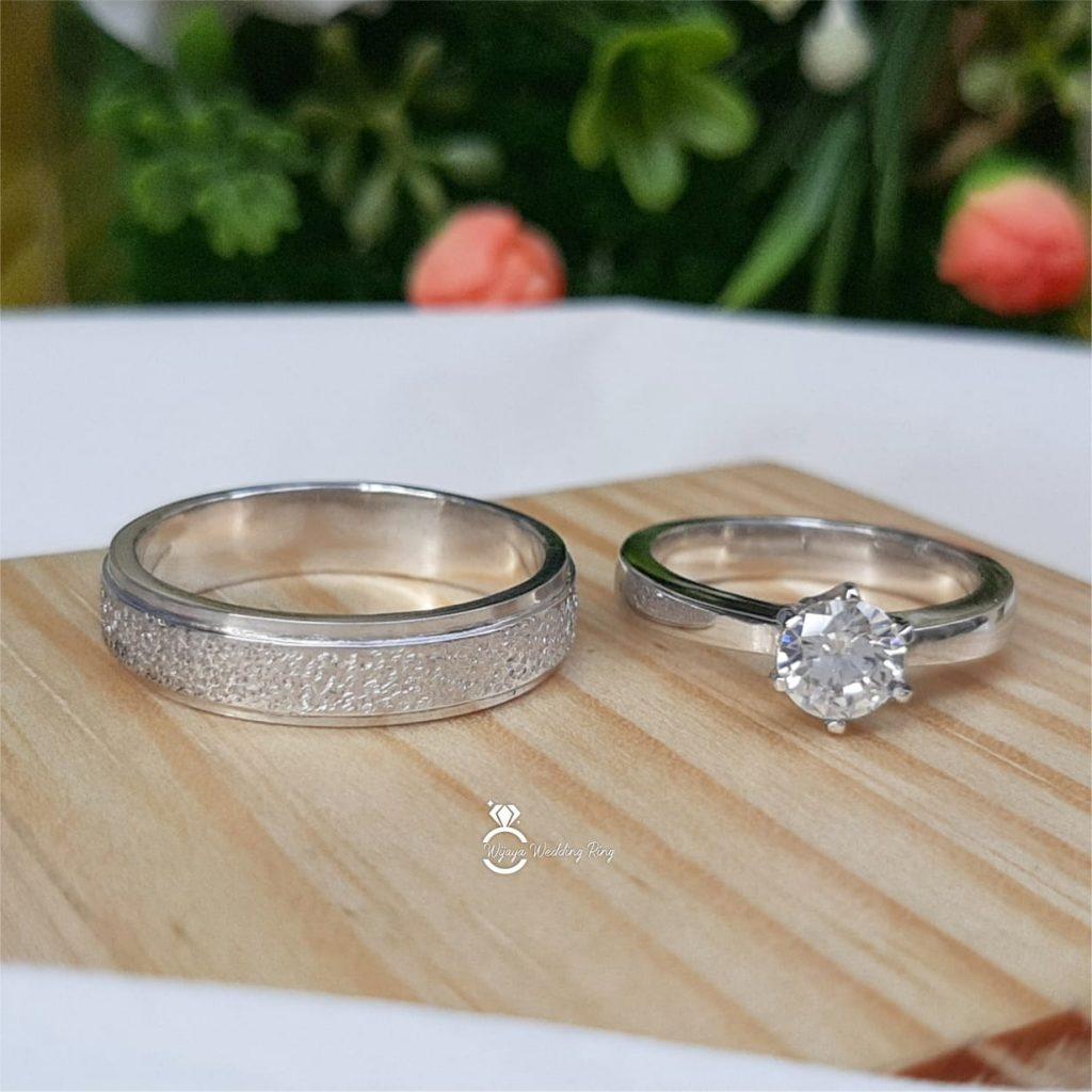 Inilah 3 Model Cincin Emas Putih Yang Elegan Dan Mewah Sekali